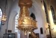 Predikstolen blev klar 1828