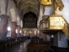 Redan 1644 hade kyrkan ett så kallat orgelpositiv.