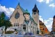 Sankt Matteus kyrka juli 2011