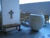 Den stora dopfunten i marmor