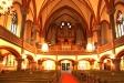 Kyrkan har flera ingångar