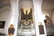 Södra läktarens orgel