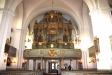 På västläktaren står sedan 1927 ett av vårt lands största och bäst bevarade orgelverk.