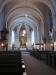 Kyrkan restaurerades mellan åren 1760 och 1763 till sitt rokokostil