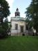 Grunden till kyrkan började läggas 1673 Augusti 2010