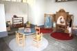 Predikstolen tillkom år 1820