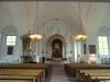 Kyrkans grundplan har formen av ett grekiskt kors Augusti 2010