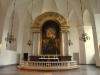 Altartavlan är målad av Fredrik Westin Augusti 2010
