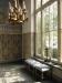 Det fristående altaret av marmor är somde flesta inventarier ritade av Adrian Langendal Augusti 2010
