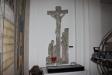 Jesus på korset av David Wretling.