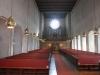 Kyrkorummet mot orgelläktaren September 2010