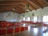Stora salen i församlingsbyggnaden September 2010