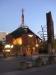 Kista kyrka från torget