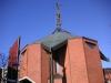 Kista kyrka från baksidan
