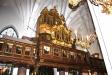 Altaret skapades 1641-59 av Markus Hebel.
