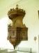 Orgeln byggdes 1985 bakom 1860 års fasad. (Förlåt den usla bildkvalitén)