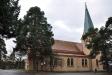 Duvbo kyrka i nov.2009