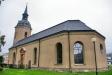 Norrtälje kyrka juli 2011