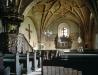 Ununge kyrka i slutet av 90-talet. Foto: Åke Johansson.