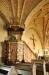 Omkring 1500 fick kyrkan dessa vackert slagna valv