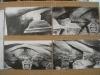 Gamla bilder från gravvalvet under koret