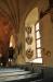 Korets norrvägg med de sju sakramenten