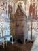 Sakrametsskåpet från 1300-talet hör till kyrkans märkligaste inventarier