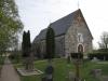 Sannolikt är kyrkan byggd av lagmannen Birger Persson som var far till heliga Birgitta