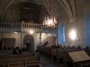 Den nuvarande orgeln byggdes 1894 av A. V. Lundahl i Stockholm och omfattar sex stämmor