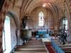 Den senaste restaureringen 1952 återgav kyrkan många skönhetsvärden Aug 2010