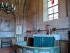 Dopfunt från 1100-talet och härstammar från Nydala kloster. Aug 2010