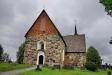 Frötuna kyrka juli 2011