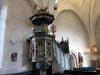 träskulptur från 1400-talet slut Augusti 2009
