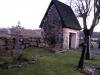 Predikstolen troligen från 1630- eller 40-talet Augusti 2009