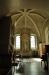Det Sparreska gravkoret som nu härbärgerar orgeln