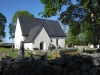Kyrkan ligger i Lunda socken