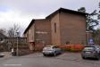 Valsta kyrka mot gatan