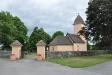 Yttergrans kyrka 10 juli 2013
