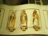 Med tanke på åldern torde processionsstaven fått förbättring av färgen
