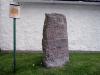 Gillög lät resa stenen efter Sigdärv