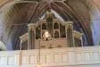 Kyrksalen mot altaret Tierps kyrka