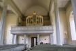 Orgel är byggd 1747