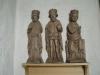 Rester från ett gammalt altarskåp