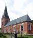Runstenen vid Danmarks kyrka - U945