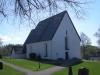 Funbo kyrka valborgsmässoafton 2009