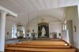 Kristusgestalten dominerar verkligen kyrkorummet