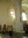 Södra sidan av koret
