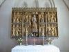 Det vackra altarskåpet Foto:Bertil Mattsson