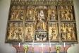 Altarskåpet från 1491.