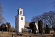 Alsike kyrka 23 mars 2017